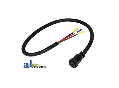 AP459 - Tractor Cab Auxiliary Power Connector Kit For Case IH and Ford New Holland Tractors Case Ih New Holland