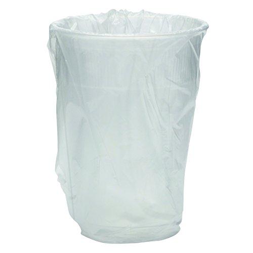 WNA AP0900W Wrapped Plastic Cups, 9oz, White (Case of 1000)