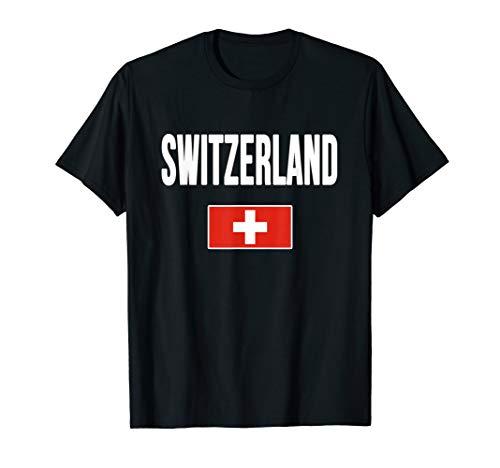 Switzerland T-shirt Swiss -