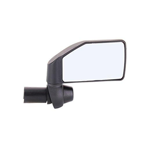 Zefal Mirror Dooback - Espejo de espejo para bicicletas, tamaño único, color negro: Amazon.es: Deportes y aire libre