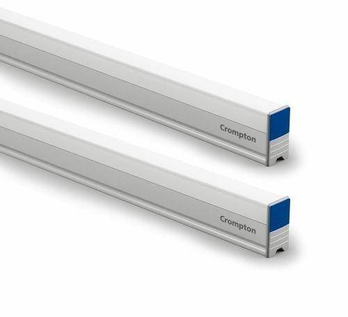 Crompton LDESLM18 Magic Lenia 18-Watt LED Batten Combo