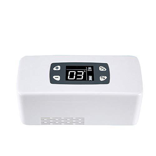 LXMBox Caja refrigerada con insulina, refrigerador portátil de ...