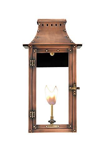 - Primo Lanterns BB-22G Breaux Bridge Copper Lantern