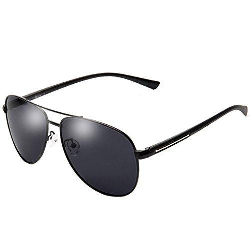 Hombre Driving Sol Black Blue Conducción Gafas Glasses de de Polarizer Color Personality para para Sol Hombre Gafas Gafas Conductor de q4wtHOYO