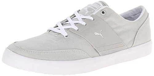 PUMA Men's El Ace 4 TXT Lace-Up Fashion Sneaker, Gray Violet/White, 9 M US