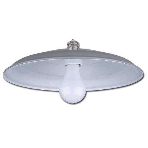 Canarm Retrofit Ceiling Barn Light - 12in. Dia, 120 Volt, Mo