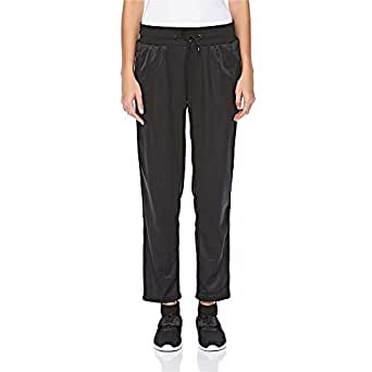 Kappa Comfort Fit Fashion Jogger for Women - Black