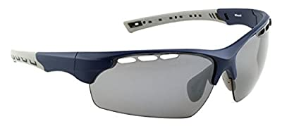 Mikasuki Polarized Sports with Scratch Proof Lenses and TR90 Frame Sunglasses for Baseball Cycling Fishing Golf