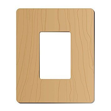 Bulk Buy: Darice DIY Crafts Wood Frame Rectangle 5 x 6 inches (24-Pack) 9171-94