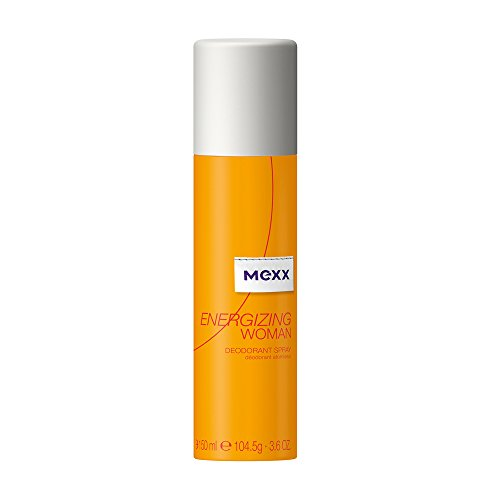 Price comparison product image Mexx Energizing Woman Deodorant Spray 150 ml