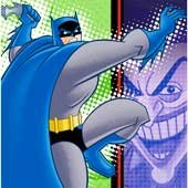 Hallmark Cards, Inc.-Batman: The Brave and The Bold Napkins (Lunch) ()