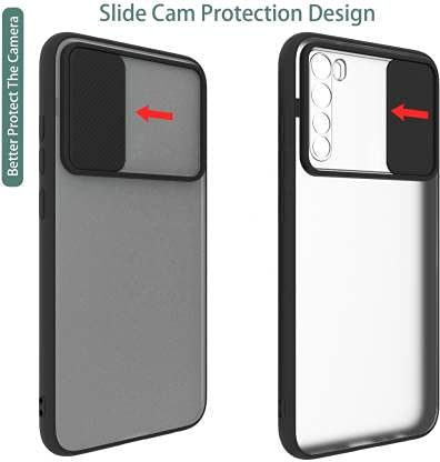 TROOZ Exclusive Slider/Shutter Matte Translucent Soft Edges Camera Protection Slide Back Case Cover for Mi Redmi Note 10… 2021 July Premium Material Environmental-friendly soft silicone material with no toxic, mild smell, Easy to grip and give you a comfortable touch feeling. Excellent Protection Soft skin protects your phone from accidental drops, bumps, dents, and scratches, Reduce the risk of any possible damage. Perfect Cut-out Precise cut-outs for speakers, camera, charging ports, audio ports and buttons. Easy access to all buttons and ports.