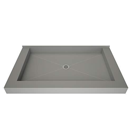 Tile Redi 4248CDT-PVC Redi Base Shower Pan, 42
