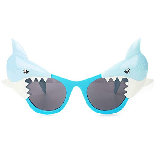 Fanci Adultos Tiburón Glasses Party Accesorio Perfect Sol de de Kids Party Animados Dibujos Party Favor Frame Gafas qCtCwX