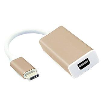 USB C DisplayPort Adapter Aluminium Macbook dp BZUTXHA
