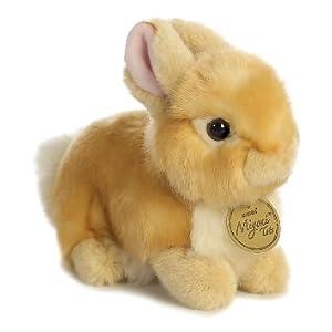 Aurora World Miyoni Baby Bunny Plush - 31zHzq5ds3L - Aurora World Miyoni Baby Bunny Plush