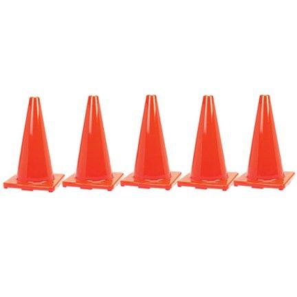 Poly Enterprises Orange Game Cones