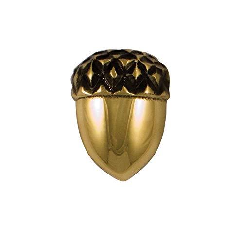 Acorn Doorbell Ringer - Brass