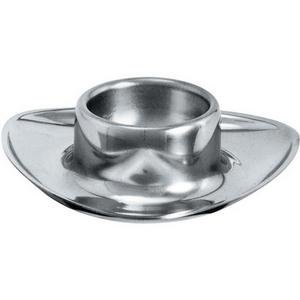 stainless egg cup by alessi