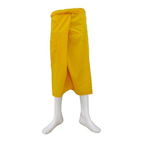 Thestory Men Women Fisherman Pants Yoga Trousers 100% Cotton Free Size (V16)