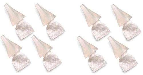Safety 1st Prograde Clean Collection Disposable Nasal Aspirator Filter Tips - 8 - Aspirator Tips
