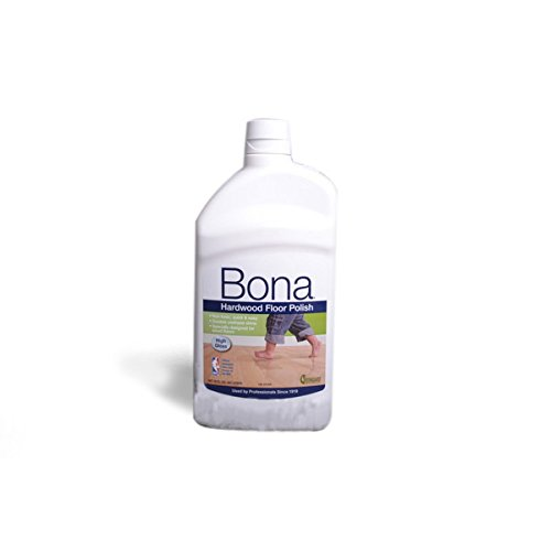 Bona Pro Series, High Gloss, Floor Polish 32oz # WP510051002 by Top Vacuum Parts