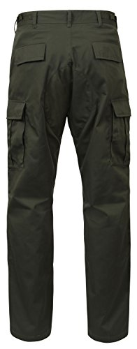 Rothco Bdu Pant Olive Drab, M Size