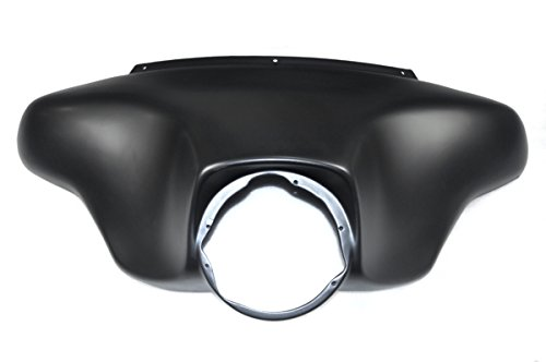Matte Demin Black front Fairing for HD Touring Batwing Road King Electra glide