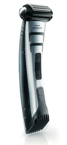Philips Norelco Bodygroom Series 7100, Dual-sided shaver and trimmer, BG2040