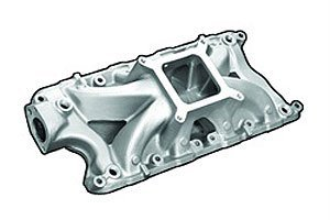 Professional Products 54031 Satin Hurricane Intake Manifold for Small Block Ford