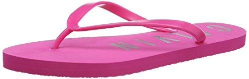Calvin Klein Damen Zehentrenner Pink (MERENGUE PINK 690)