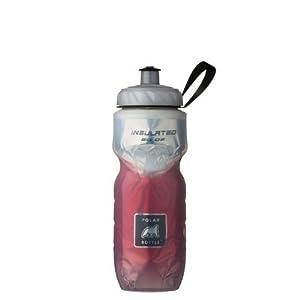 Polar Bottle Sport Insulated FADE Water Bottle (Pink Fade, 20 Oz.)