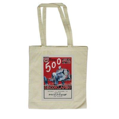 8th Race Official Art247 500 Tote Programme Miles x Bag Brooklands 380mm 420mm International Rw4dqF