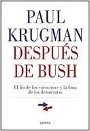 Descargar libros electrónicos en pdf Después de Bush: El fin de los  neocons  y la hora de los demócratas (Letras De Critica) PDF DJVU 8484322084