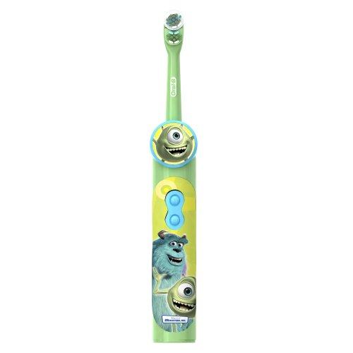 Oral-B Pro-Santé Stages Monsters, Inc. Puissance enfants Brosse à dents 1 comte