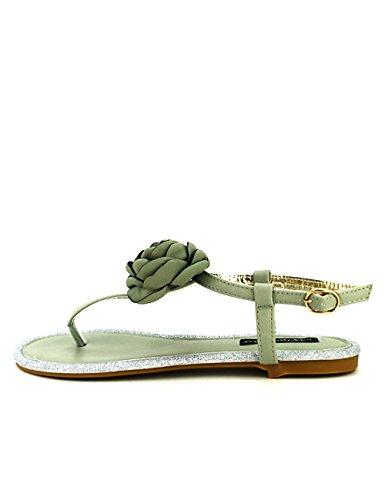 Chaussures Rose Star Cendriyon Kaki Bello Vert Tong Femme AnqxZXz