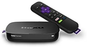Roku Premiere - HD and 4K UHD Streaming Media Player