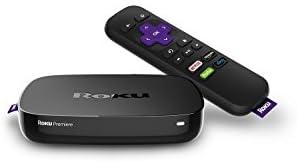 Roku Premiere 4K Ultra HD Streaming Media Player