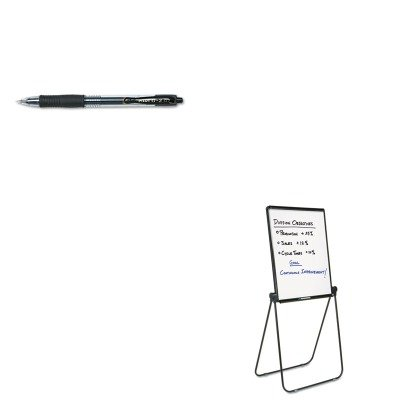 KITPIL31020QRT101EL - Value Kit - Quartet Ultima Presentation Dry Erase Easel (QRT101EL) and Pilot G2 Gel Ink Pen (PIL31020)