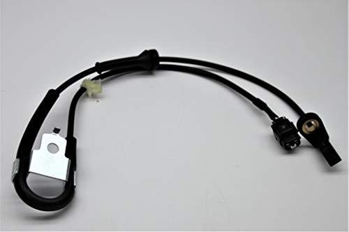 DAKAtec 410432 ABS Sensor Front Left Axle: