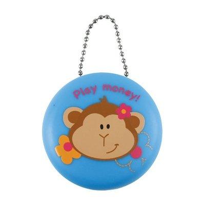 Stephen Joseph 204496 Monkey Girl Penny Pinchers Coin Purse