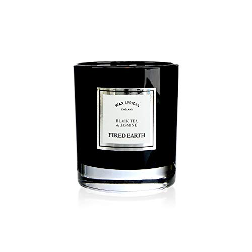 Wax Lyrical Tumbler Candle (Black Tea and Jasmine)