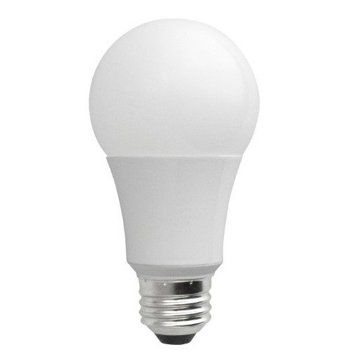 TCP 60 Watt Equivalent 2-Pack, LED A19 Standard Shape Light