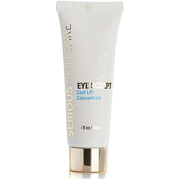 Amazon Com Serious Skincare Eye Sculpt Cool Lift Concentrate Beauty
