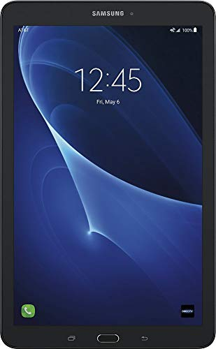 New Samsung Galaxy Tab E SM-T377A 8 16GB 4G+WiFi LTE GSM Unlocked Tablet (Black)