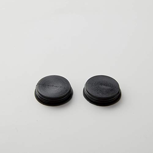 American Metalcraft BHMPLUGS Plastic Replacement Stoppers, Black