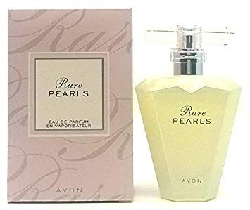4 x AVON Rare Pearls Eau de Parfum 50ml – 1.7fl.oz. SET