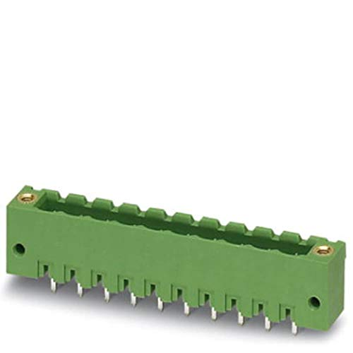 (PC Terminal Block Header; 12Amp; 320 V Pitch 5.08mm, Pack of 10)