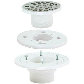 EZ FLO 15301 Low Profile Floor And Shower Drain