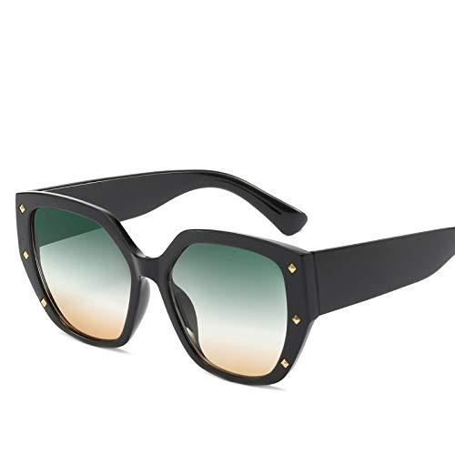 Yangjing-hl Gafas de Sol con Montura Grande Gafas de Sol ...